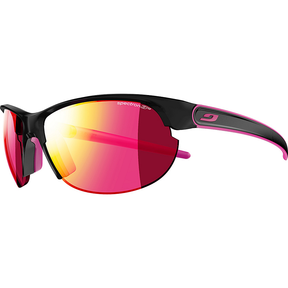 Julbo Breeze With Spectron 3cf Lens Black Pink Julbo Sunglasses