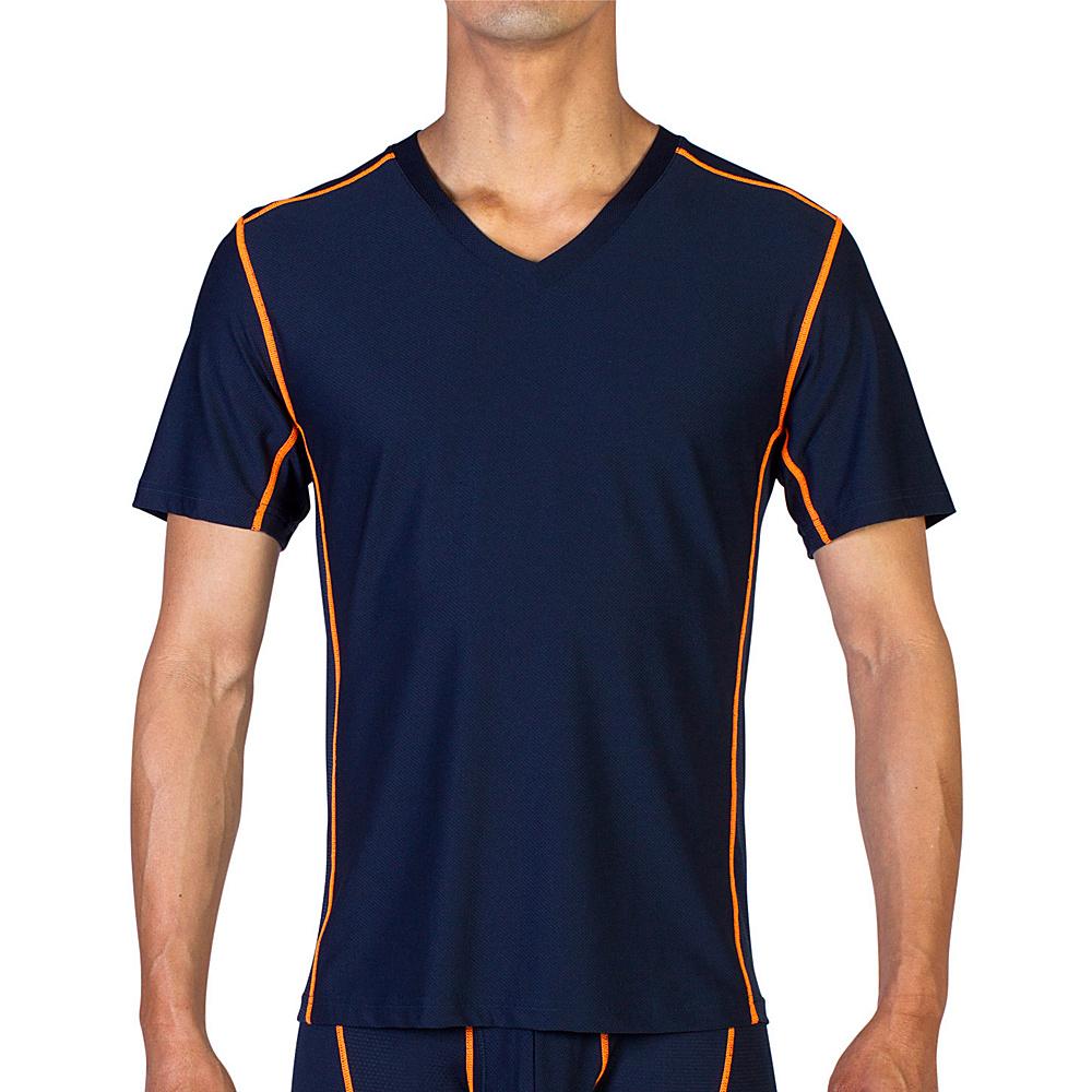 ExOfficio Give-N-Go Sport Mesh V 2XL - Curfew - ExOfficio Mens Apparel - Apparel & Footwear, Men's Apparel