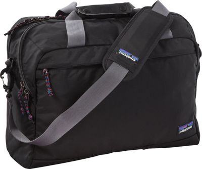 Patagonia Headway Brief Black - Patagonia Non-Wheeled Business Cases