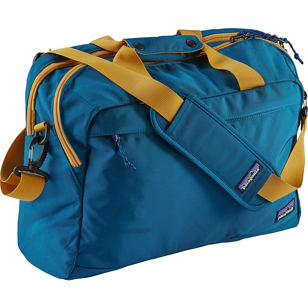 Patagonia Headway Brief Big Sur Blue - Patagonia Non-Wheeled Business Cases - Work Bags & Briefcases, Non-Wheeled Business Cases