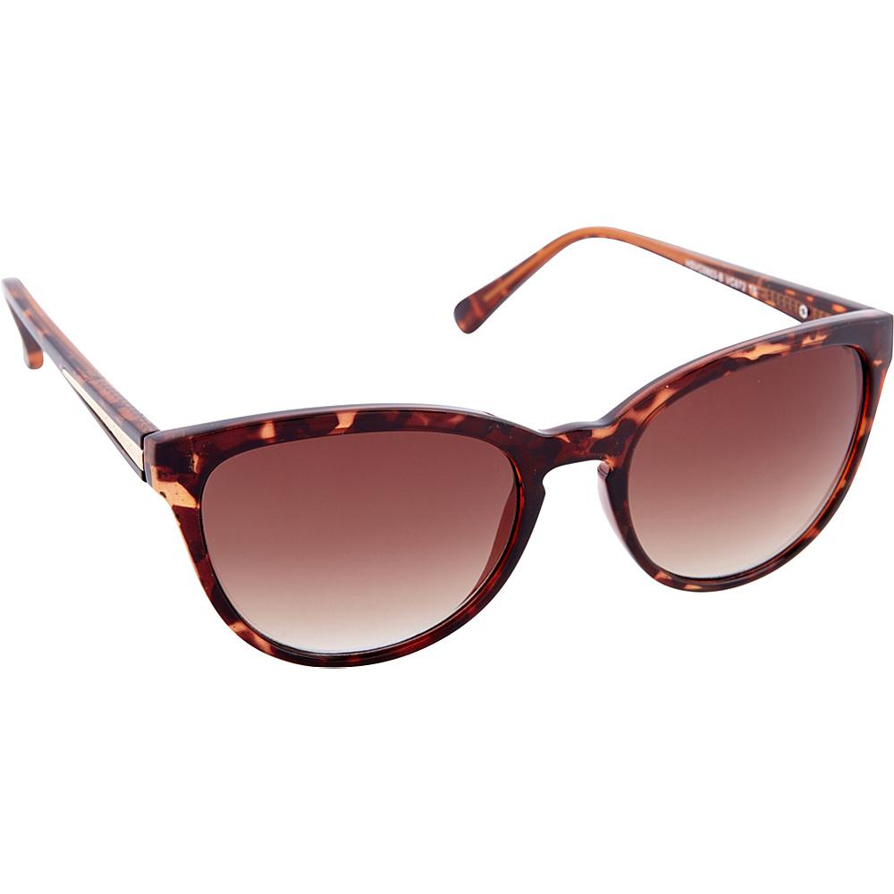 Vince Camuto Eyewear VC672 Sunglasses Tortoise Vince Camuto Eyewear Sunglasses