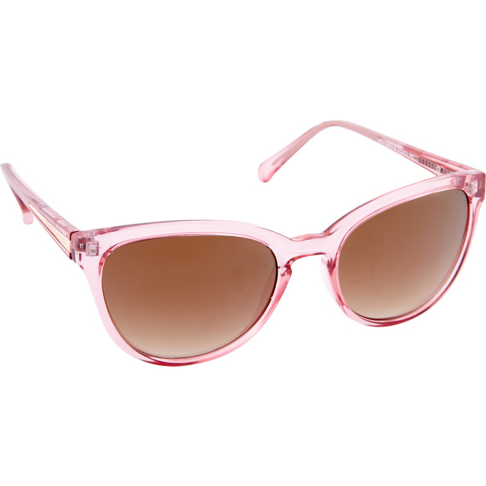 Vince Camuto Eyewear VC672 Sunglasses Pink Vince Camuto Eyewear Sunglasses