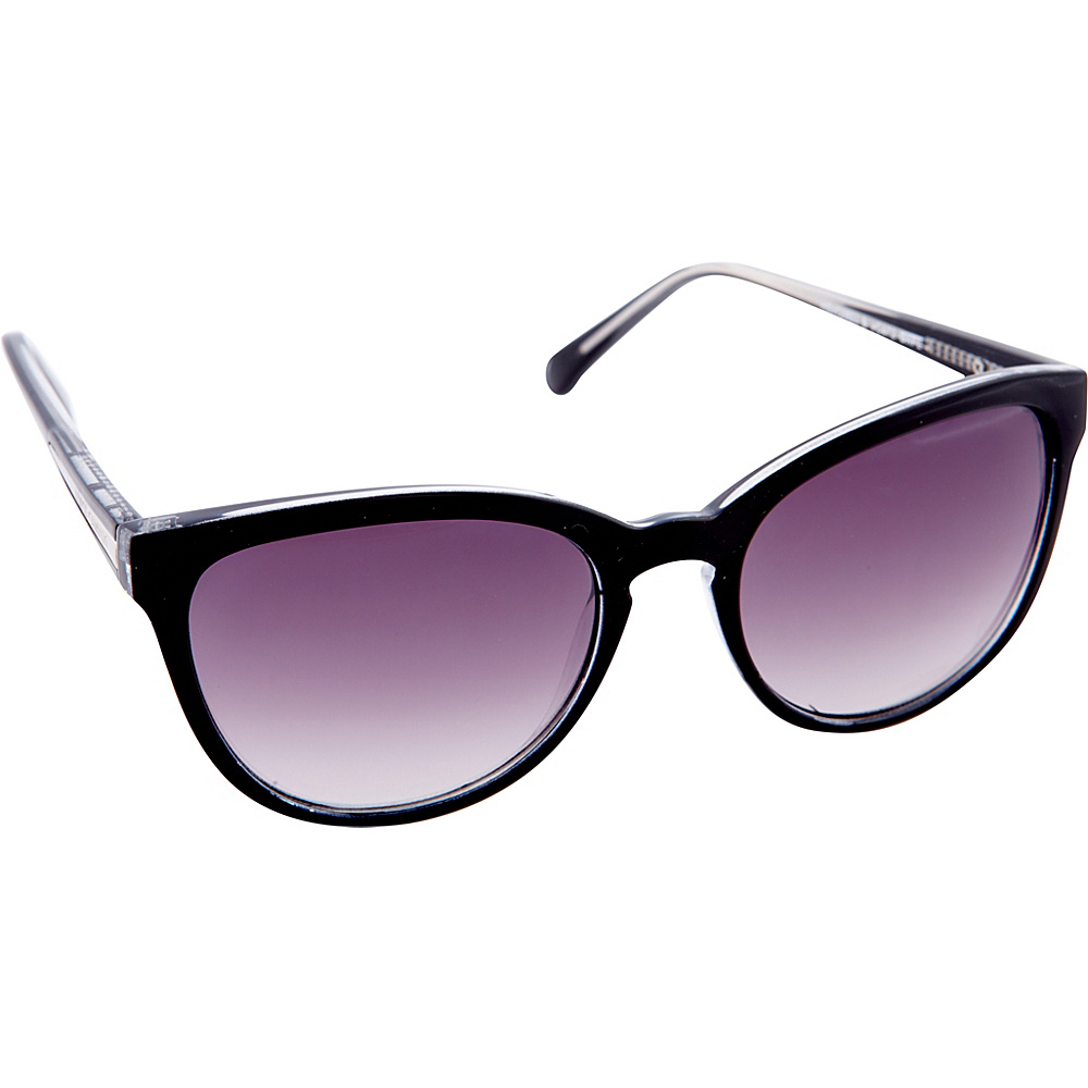 Vince Camuto Eyewear VC672 Sunglasses Black Vince Camuto Eyewear Sunglasses