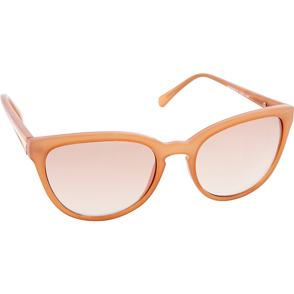 Vince Camuto Eyewear VC672 Sunglasses Natural Vince Camuto Eyewear Sunglasses