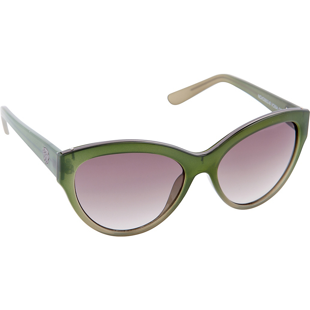 Vince Camuto Eyewear VC694 Sunglasses Green Vince Camuto Eyewear Sunglasses