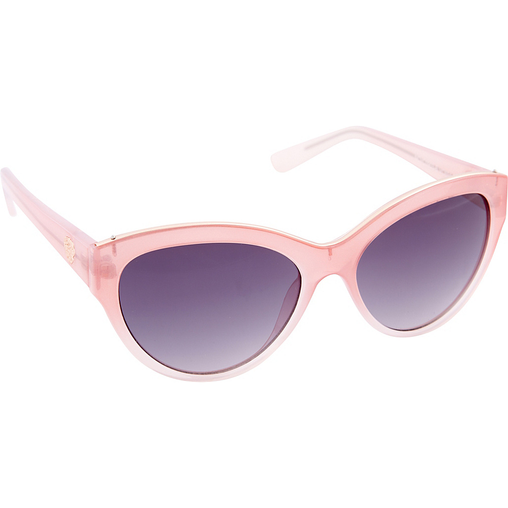 Vince Camuto Eyewear VC694 Sunglasses Pink Vince Camuto Eyewear Sunglasses