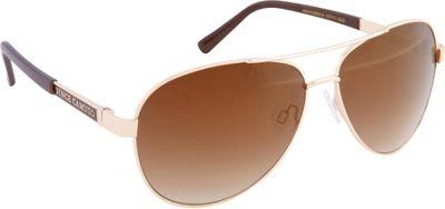 Vince Camuto Eyewear VC711 Sunglasses Gold - Vince Camuto Eyewear Sunglasses