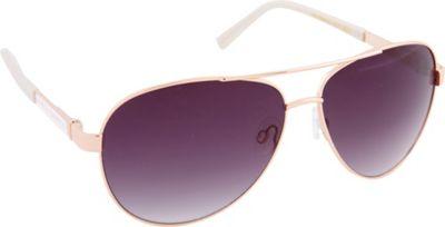 Vince Camuto Eyewear VC711 Sunglasses Rose Gold - Vince Camuto Eyewear Sunglasses