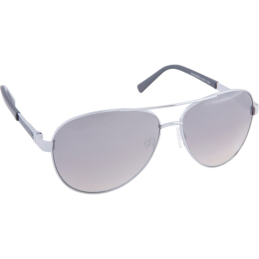 Vince Camuto Eyewear VC711 Sunglasses Silver Vince Camuto Eyewear Sunglasses
