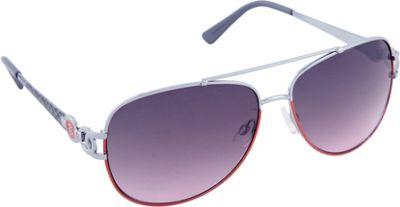 Rocawear Sunwear R567 Women's Sunglasses Silver Coral - Rocawear Sunwear Sunglasses