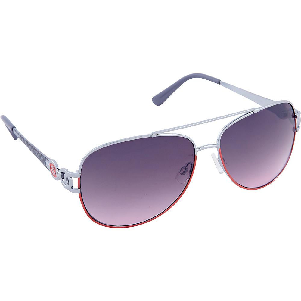 Rocawear Sunwear R567 Women s Sunglasses Silver Coral Rocawear Sunwear Sunglasses