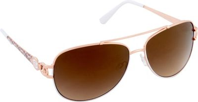 Rocawear Sunwear R567 Women's Sunglasses Rose Gold White - Rocawear Sunwear Sunglasses