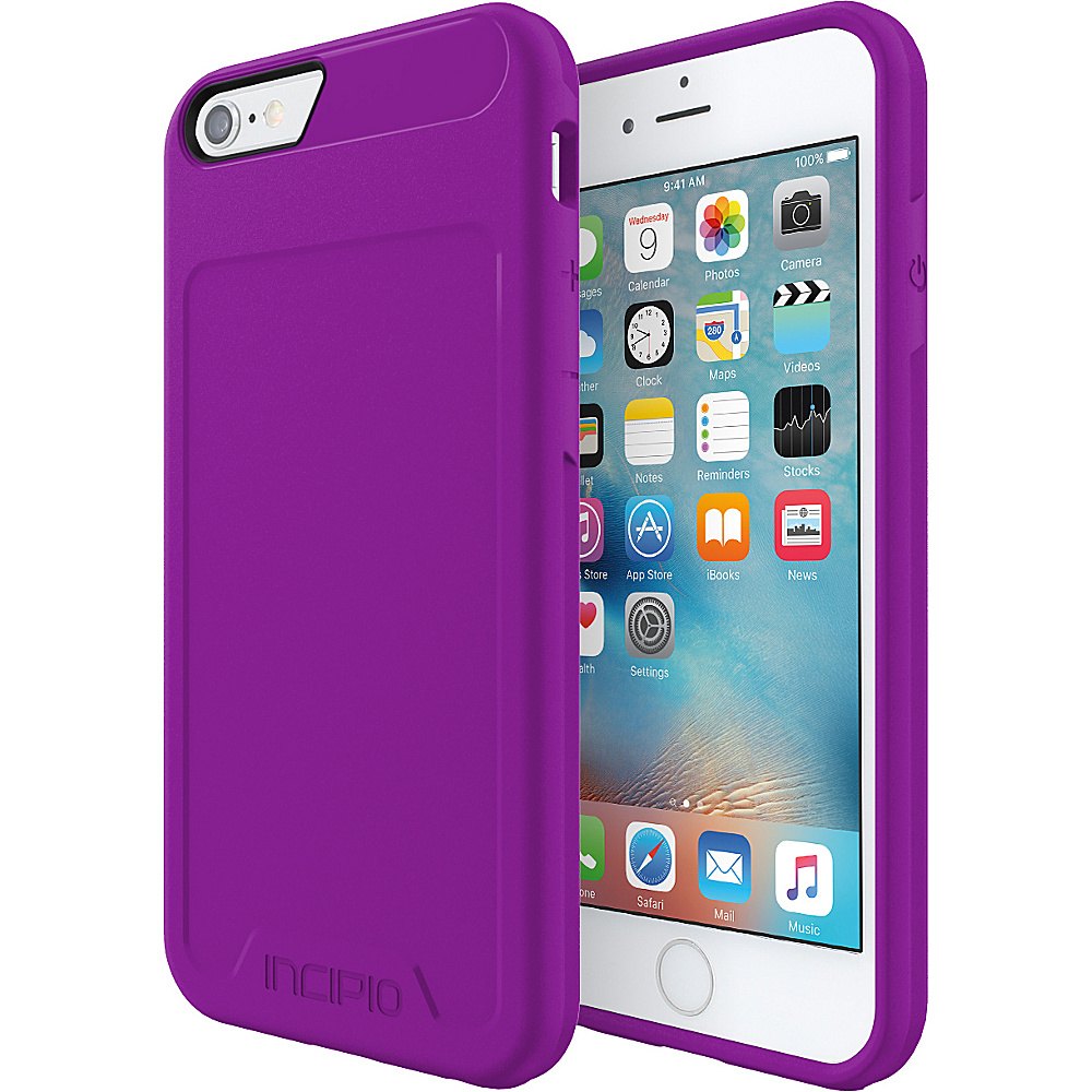 Incipio Performance Series Level 2 for iPhone 6/6s Purple - Incipio Electronic Cases - Technology, Electronic Cases