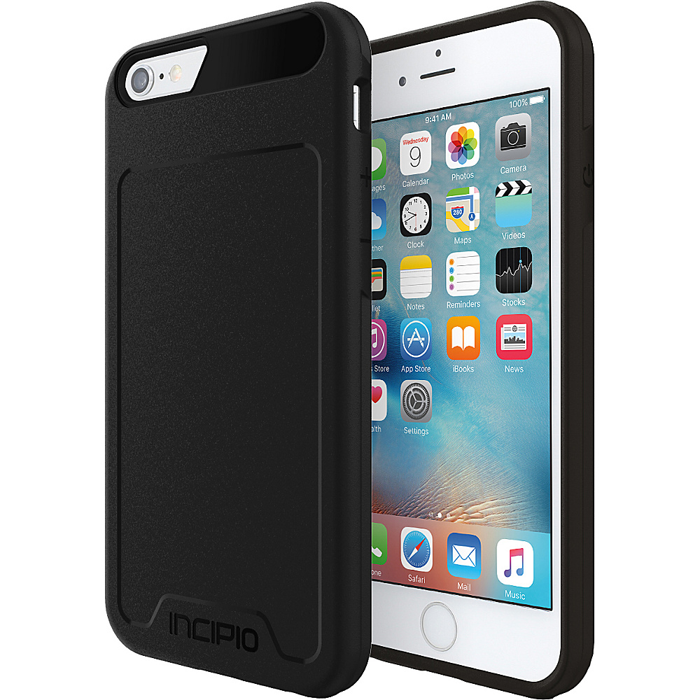 Incipio Performance Series Level 2 for iPhone 6/6s Black - Incipio Electronic Cases - Technology, Electronic Cases
