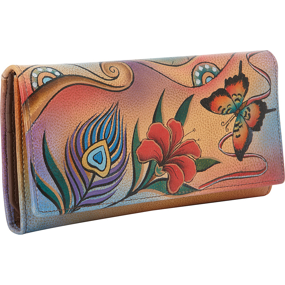 Anuschka Hand Painted Wallets