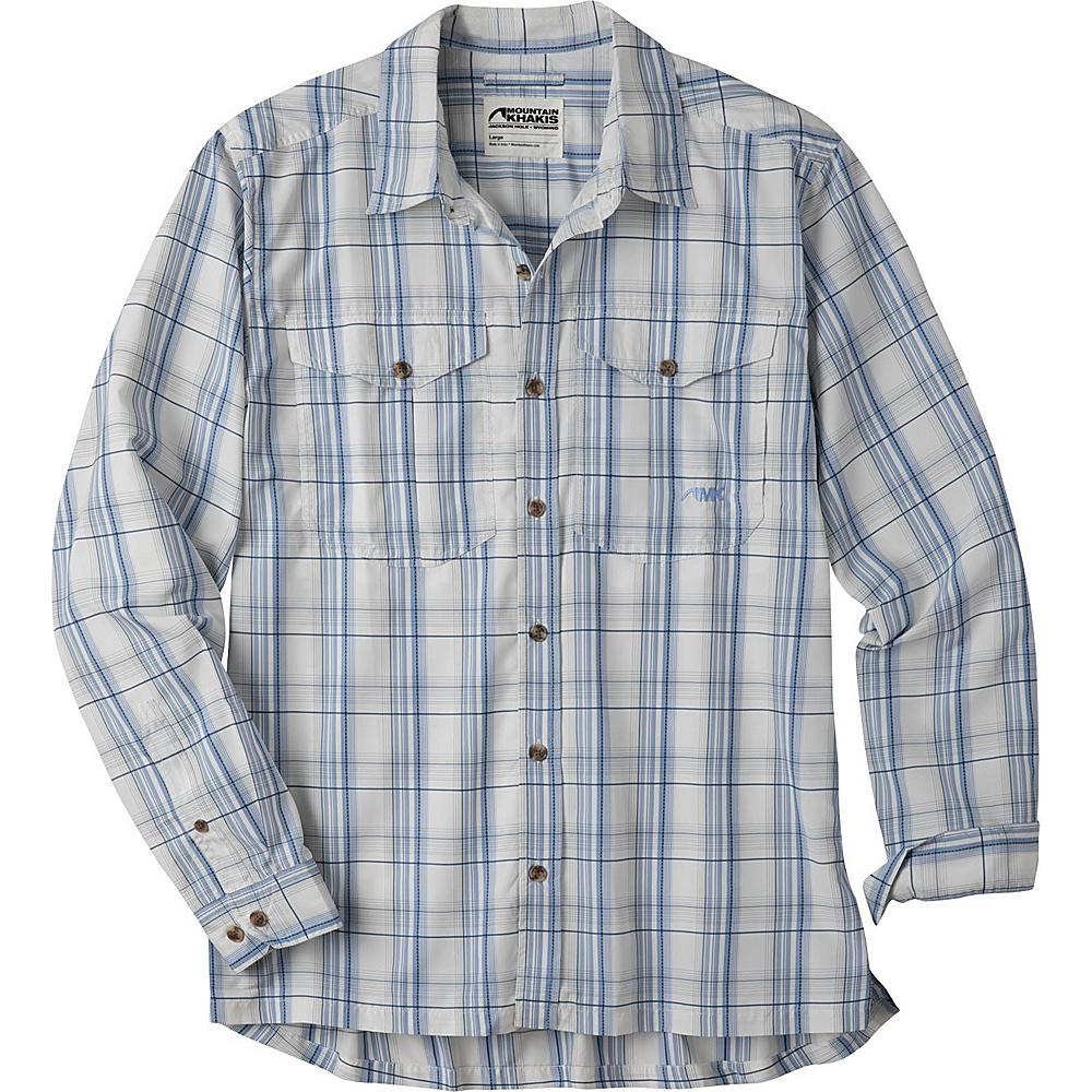 Mountain Khakis Equatorial Long Sleeve Shirt XL - Sour Apple - Mountain Khakis Mens Apparel - Apparel & Footwear, Men's Apparel