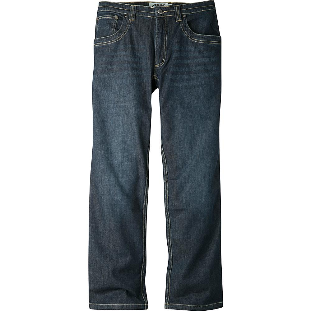Mountain Khakis Camber 109 Jeans 35 - 30in - Dark Denim - Mountain Khakis Mens Apparel - Apparel & Footwear, Men's Apparel