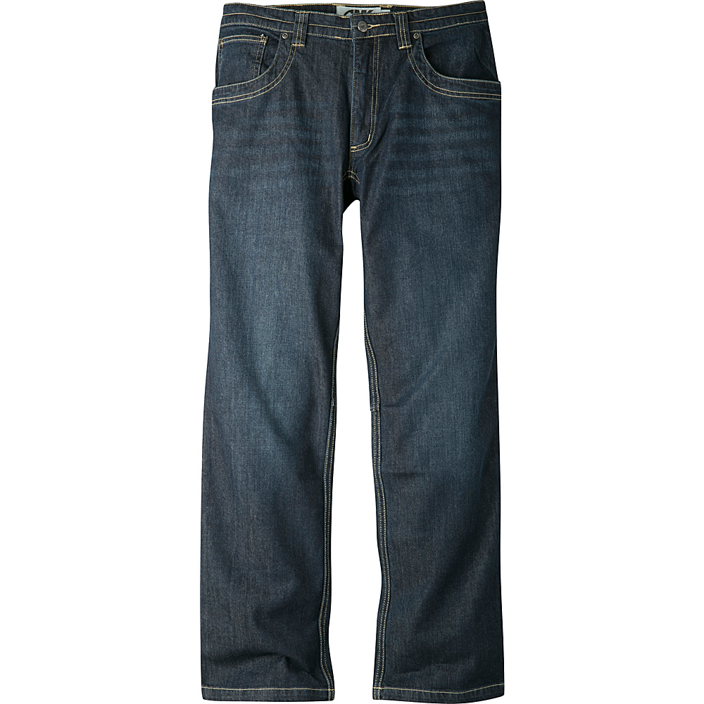 Mountain Khakis Camber 109 Jeans 42 - 32in - Dark Denim - Mountain Khakis Mens Apparel - Apparel & Footwear, Men's Apparel