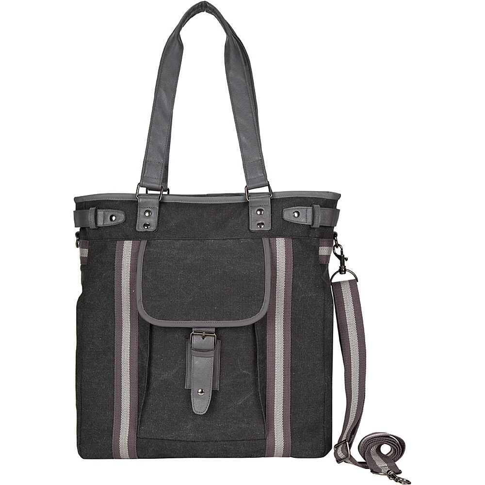 Goodhope Bags The Arlington Tote Grey Goodhope Bags All Purpose Totes