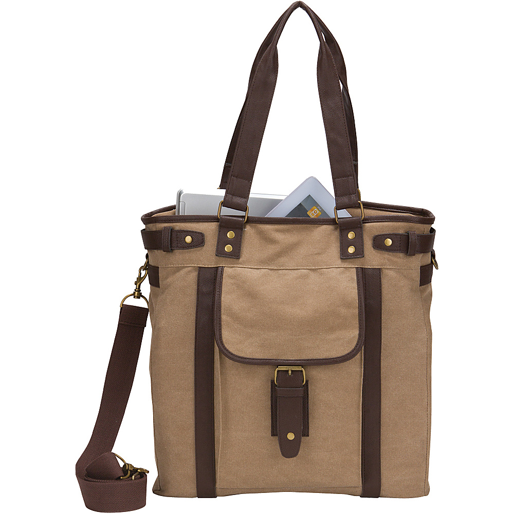 Goodhope Bags The Arlington Tote Brown Goodhope Bags All Purpose Totes