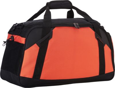 Goodhope Bags Flex Sports Duffel Orange - Goodhope Bags Gym Duffels