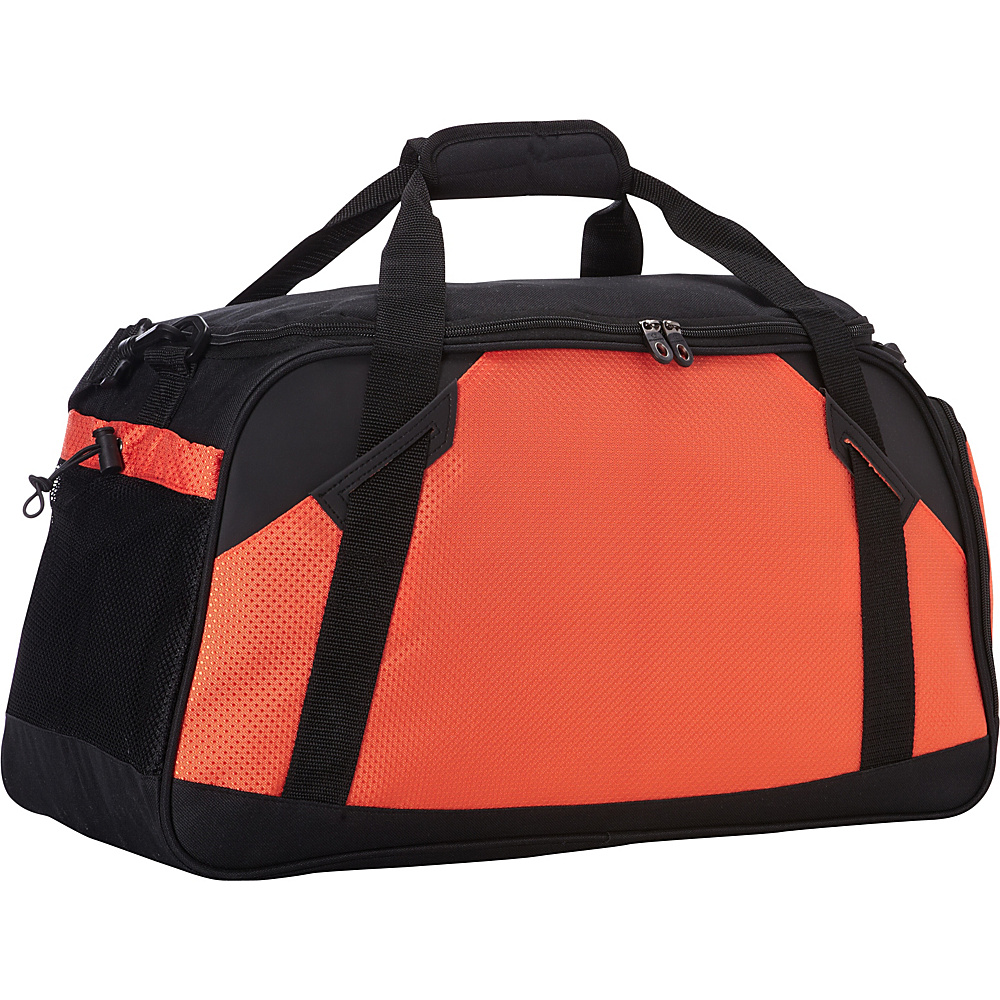 Goodhope Bags Flex Sports Duffel Orange Goodhope Bags Gym Duffels