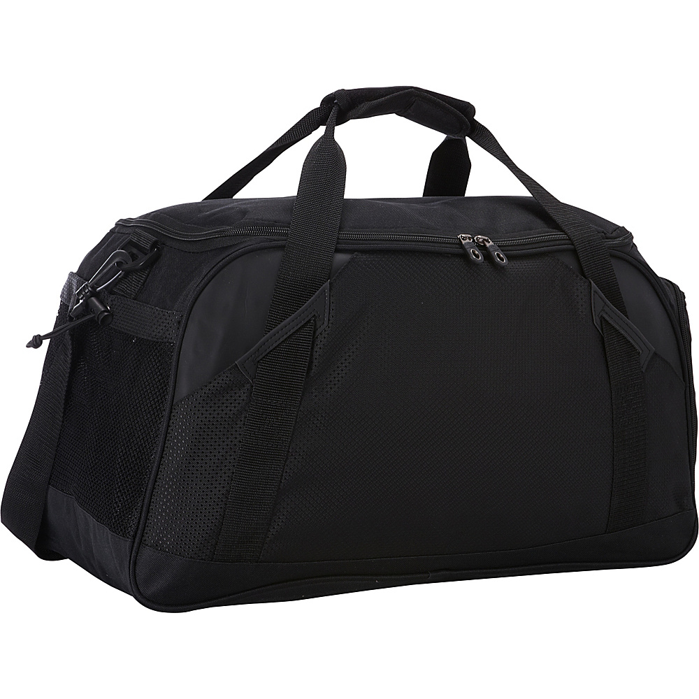 Goodhope Bags Flex Sports Duffel Black Goodhope Bags Gym Duffels