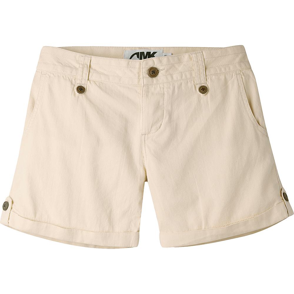 Mountain Khakis Island Shorts 6 - 5in - Linen - 10 Petite - Mountain Khakis Womens Apparel - Apparel & Footwear, Women's Apparel