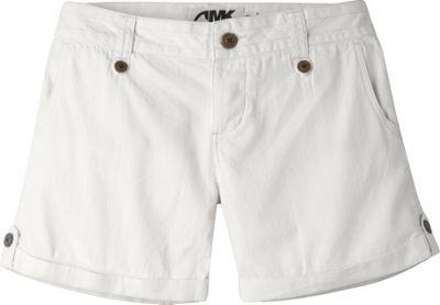 Mountain Khakis Island Shorts 8 - 5in - Linen - 10 Petite - Mountain Khakis Women's Apparel