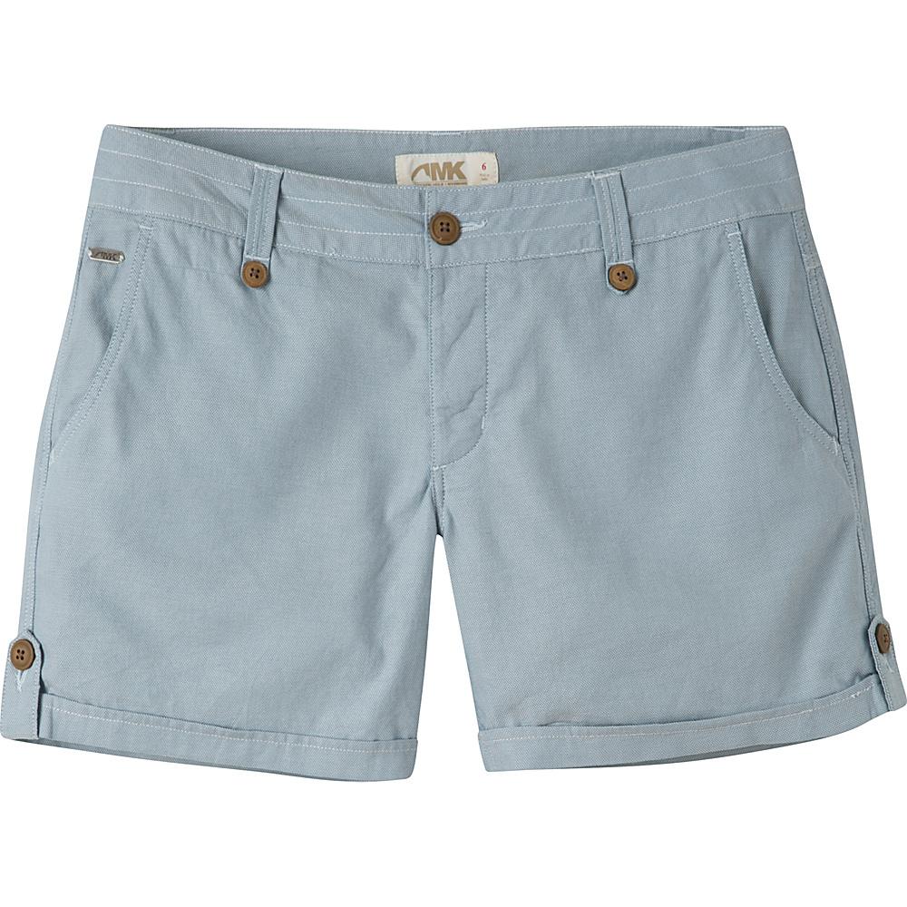 Mountain Khakis Island Shorts 14 - 5in - Blue Ridge - Mountain Khakis Womens Apparel - Apparel & Footwear, Women's Apparel