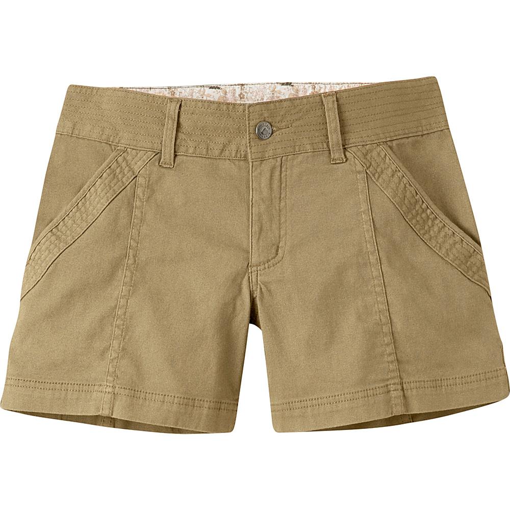 Mountain Khakis Camber 104 Short 2 - 5.5in - Desert Khaki - Mountain Khakis Womens Apparel - Apparel & Footwear, Women's Apparel