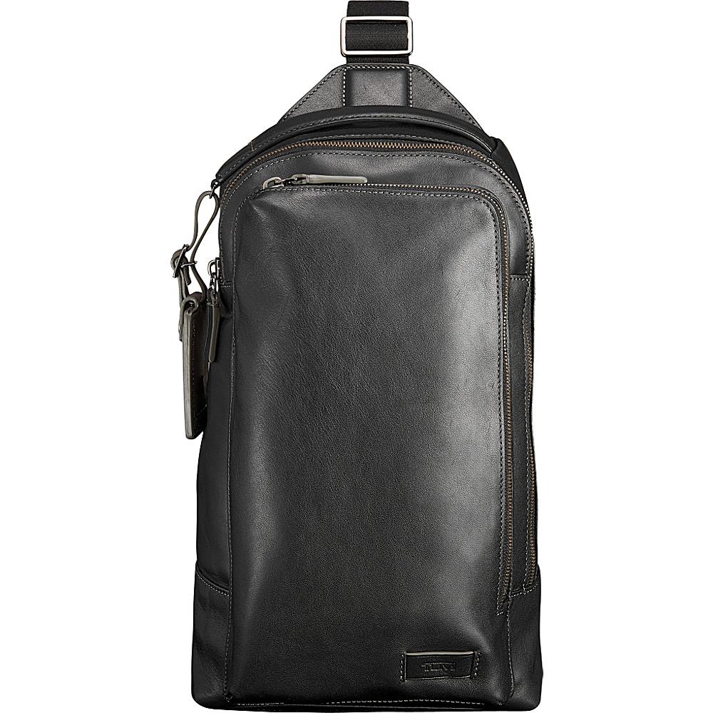Tumi Harrison Emerson Sling Black - Tumi Slings - Backpacks, Slings