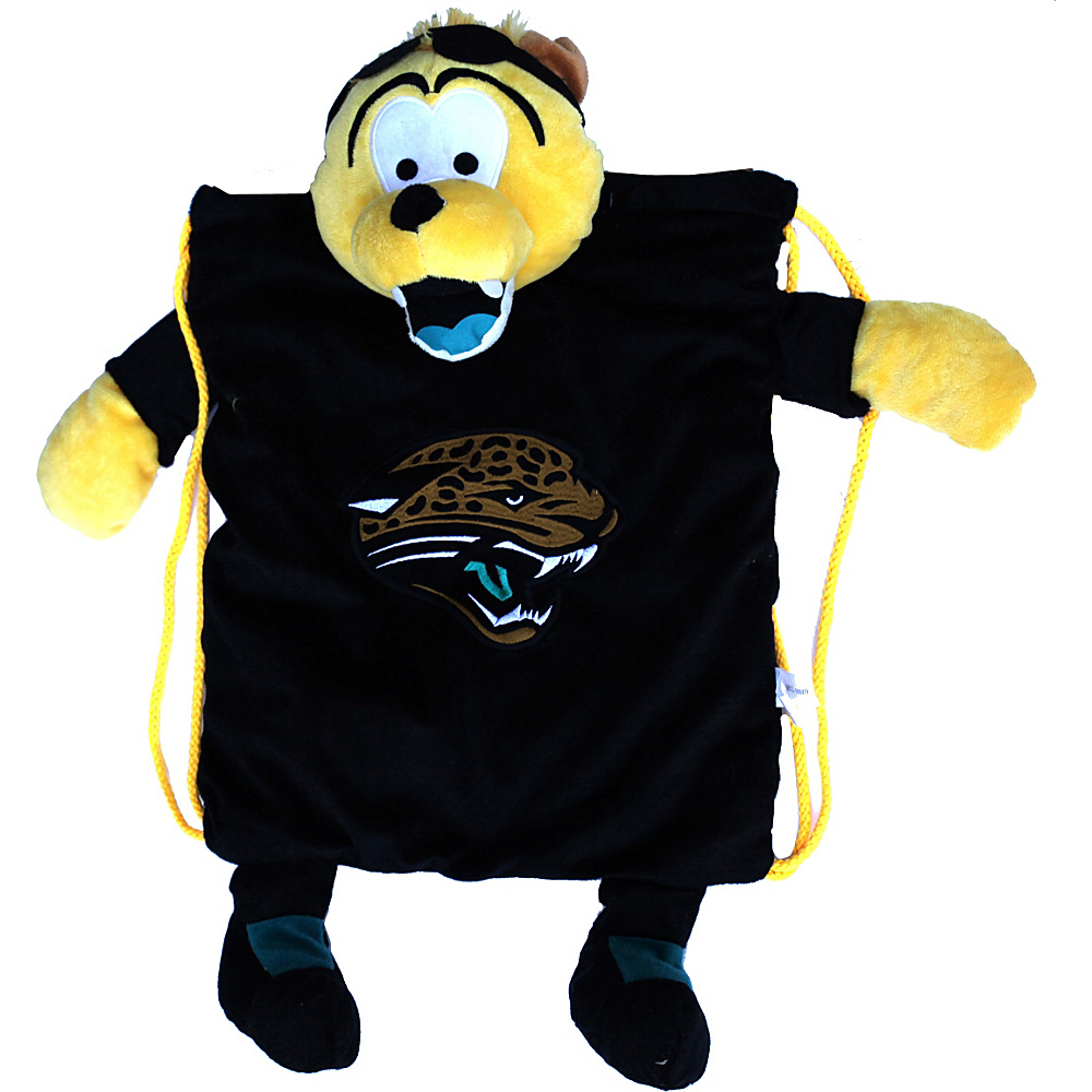 Forever Collectibles NFL Backpack Pal Jacksonville Jaguars Green Forever Collectibles Everyday Backpacks