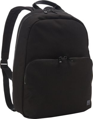 KNOMO London Hanson Backpack Black - KNOMO London Business & Laptop Backpacks