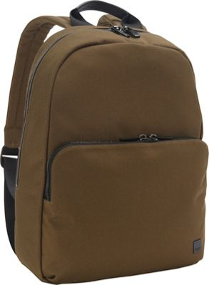 KNOMO London Hanson Backpack Deep Army Green - KNOMO London Business & Laptop Backpacks