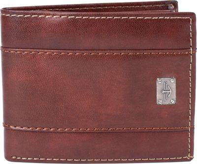 Dockers Traveler Wallet Light Brown - Dockers Men's Wallets