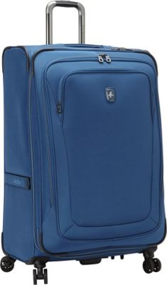 Atlantic Unite 2 29 inch Expandable Spinner Blue - Atlantic Softside Checked
