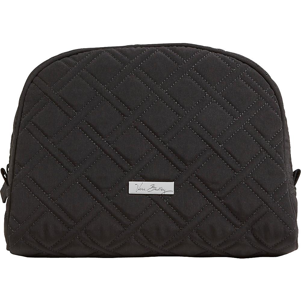 Vera Bradley Large Zip Cosmetic Classic Black - Vera Bradley Ladies Cosmetic Bags