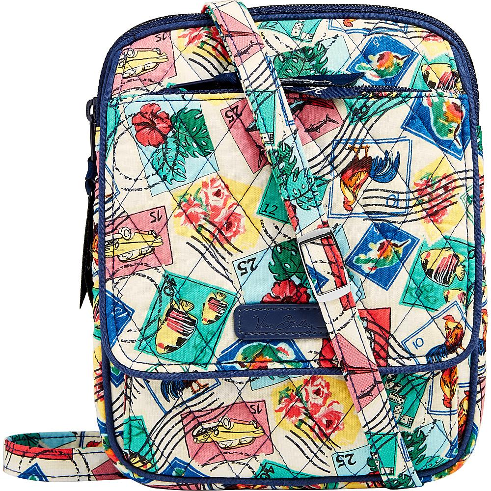 Vera Bradley Mini Hipster Cuban Stamps - Vera Bradley Fabric Handbags - Handbags, Fabric Handbags