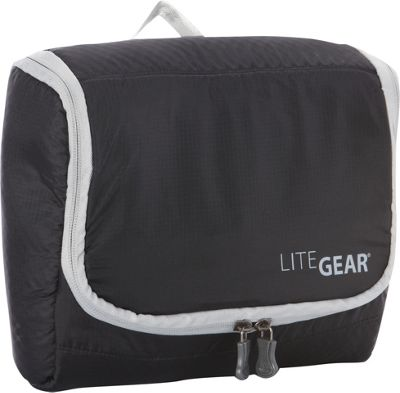 Lite Gear Pack&Go Toiletry Kit Black - Lite Gear Toiletry Kits