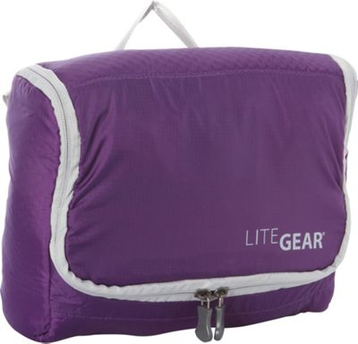 LiteGear LiteGear Pack&Go Toiletry Kit Purple - LiteGear Toiletry Kits