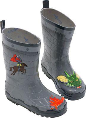 Kidorable Dragon Knight Rain Boots 6