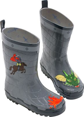 Kidorable Dragon Knight Rain Boots 8