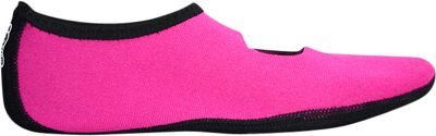 NuFoot Mary Jane Travel Slipper Pink Large - NuFoot Women's Footwear