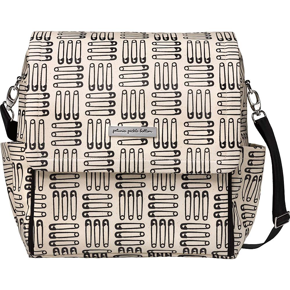 Petunia Pickle Bottom Boxy Backpack London Calling Petunia Pickle Bottom Diaper Bags Accessories