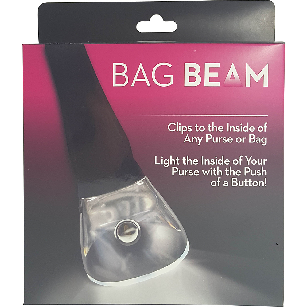 BagBeam Purse Light Clip Black - BagBeam Ladies Purse Accessories