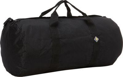 North Star Bags 30 inch Gear Duffel Bag Midnight Black - North Star Bags Travel Duffels
