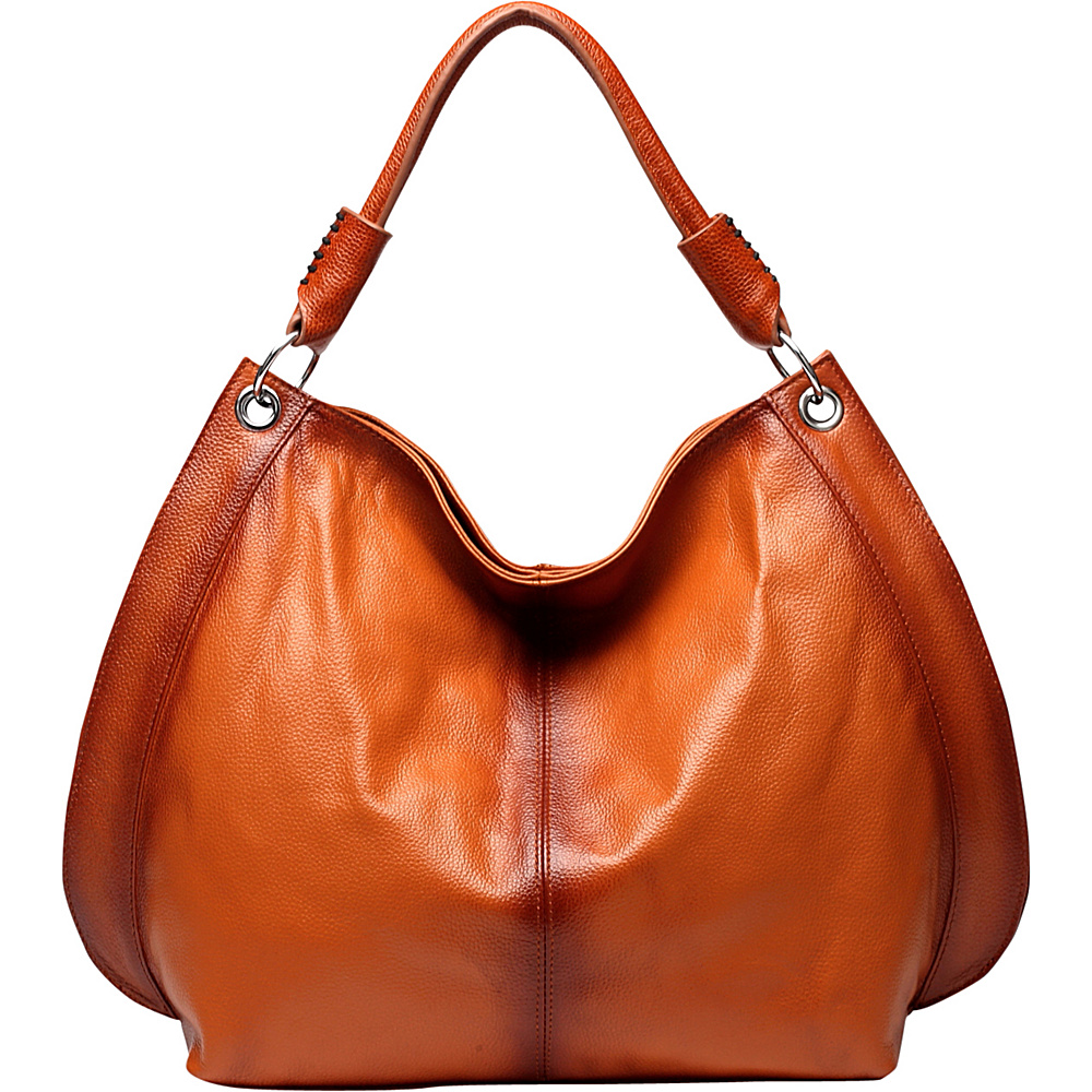Vicenzo Leather Camelia Leather Tote Brown Vicenzo Leather Leather Handbags