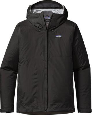 Patagonia Mens Torrentshell Jacket 2XL - Black - Patagonia Men's Apparel