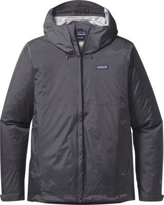 Patagonia Mens Torrentshell Jacket S - Forge Grey - Patagonia Men's Apparel